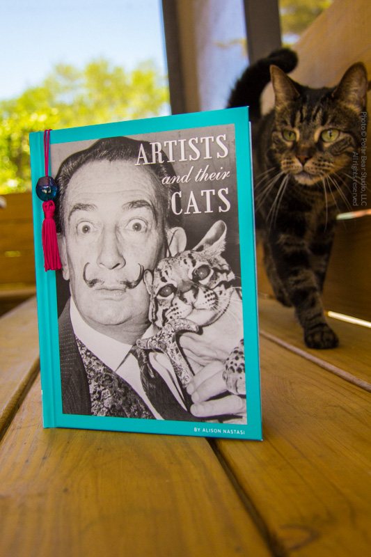 Artists and Their Cats by Alison Nastasi Book Review